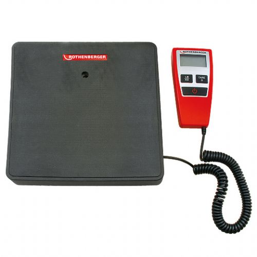 Rothenberger ROSCALE 120kg Charging Scales